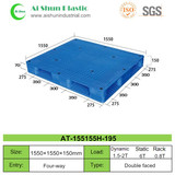 No.195 double faced plastic pallet