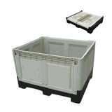 ATK-1210B6 folding plastic pallet box