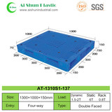 No.137 Perforated Double Sides Plastic Pallet