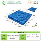 No.124 Cross Deck Plastic Pallet