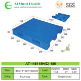 No.186 Three Skids Plastic Pallet