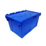 AWX6033 Logistics transport plastic nestable box