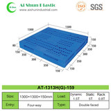 No.159 Perforated Double Sides Plastic Pallet