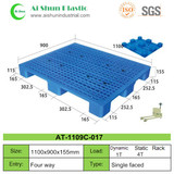 No.17 mesh nine feet plastic pallet