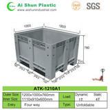 600L Solid Pallet Box