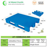 No.65 Flat Top Rack Plastic Pallet