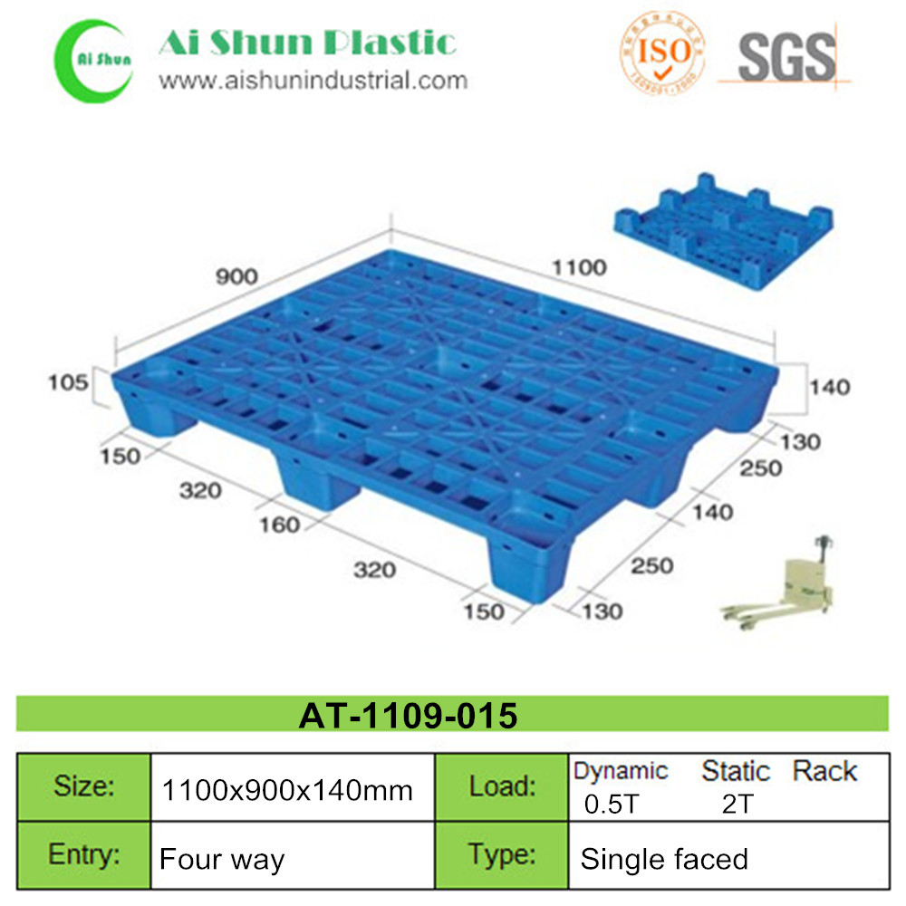 No.15 Mesh nine feet plastic pallet