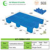 No.53 Nine Feet Plastic Pallet