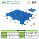 No.135 Mesh Top Nine Feet Plastic Pallet