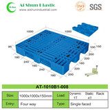 No.8 three skids plastic pallet