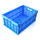 AS-604023-C2 Ventilated foldable crates