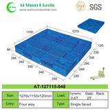 No.48 Cross Bottom Plastic Pallet