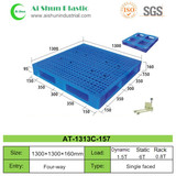 No.157 Perforated Cross Bottom Plastic Pallet