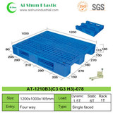 No.78 Rackable Plastic Pallet