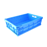 AS-604023-C1 Solid foldable Plastic Crate