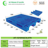 No.79 Single Side Plastic Pallet