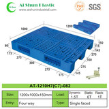 No.82 Heavy Duty Plastic Pallet